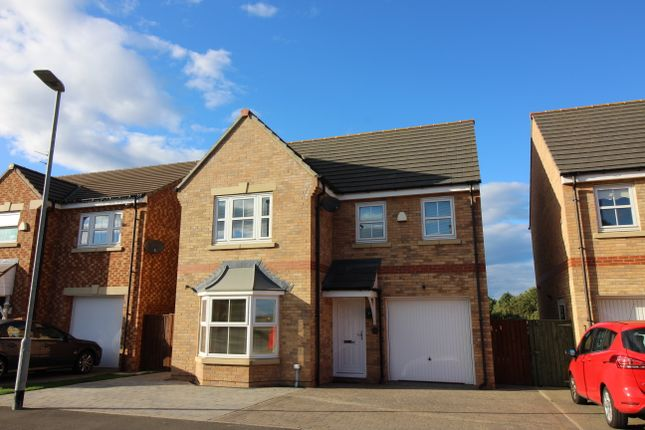 4 bed detached house to rent in Silverbirch Road, Hartlepool