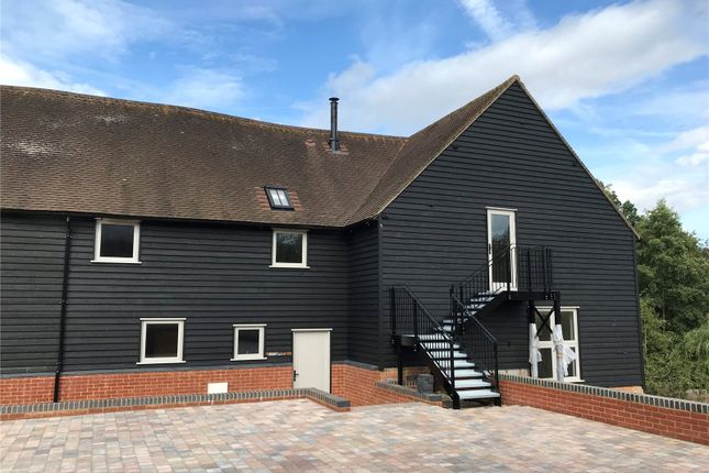 Thumbnail Barn conversion to rent in Adbury Farm, Adbury, Newbury, Berkshire