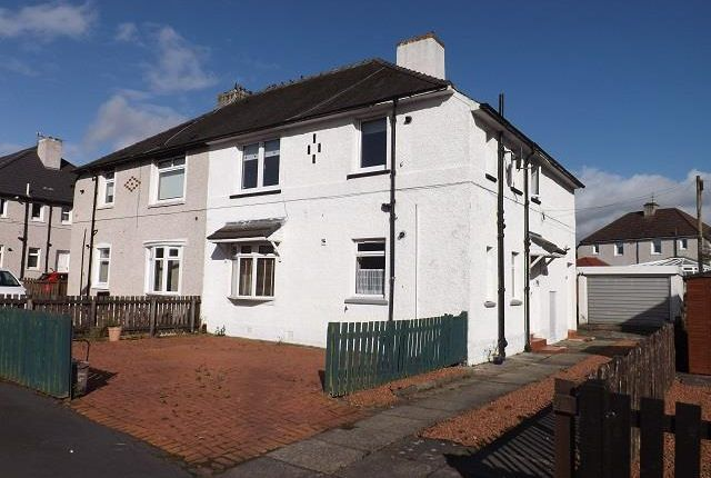 Thumbnail Flat to rent in Hillhead Avenue, Motherwell