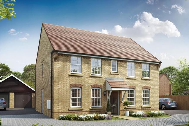 """Thumbnail Detached house for sale in """"Chelworth"""" at Aspen Gardens, Hook"""