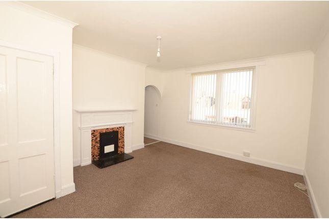 Living Room of Clyde Street, Invergordon IV18