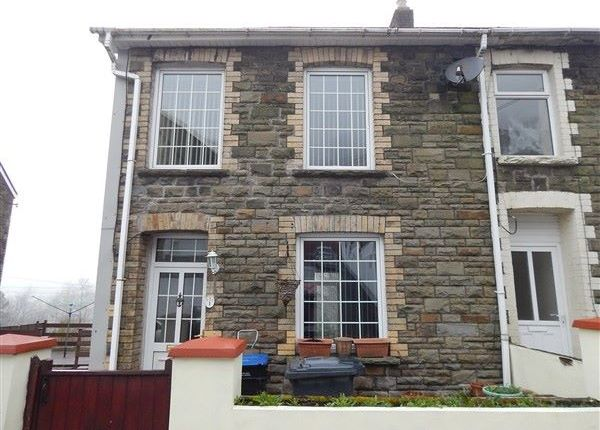 Thumbnail End terrace house for sale in Spring Cottage, Cwmtillery