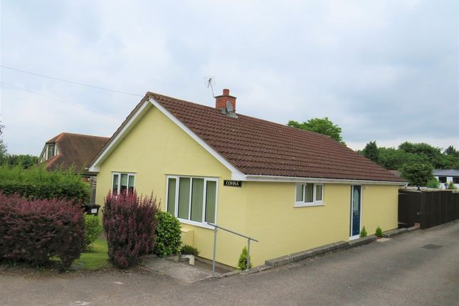 Thumbnail Detached bungalow for sale in First Avenue, Ross-On-Wye