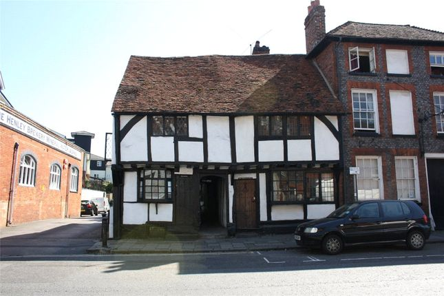 Thumbnail End terrace house for sale in New Street, Henley-On-Thames, Oxfordshire