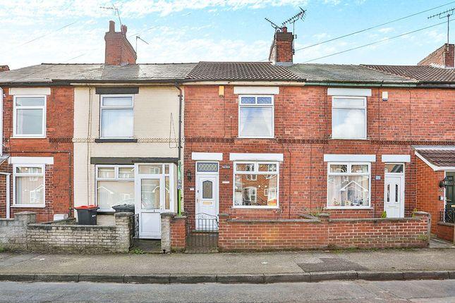 Thumbnail Terraced house for sale in Stuart Street, Sutton-In-Ashfield