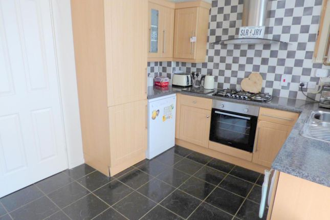Thumbnail Semi-detached house to rent in Bagnall Road, Nottingham