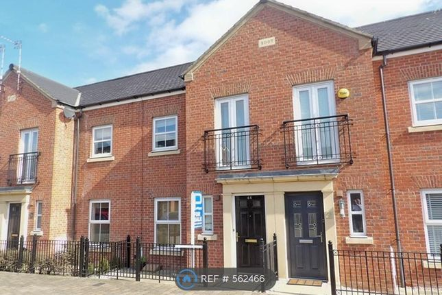 Thumbnail Terraced house to rent in Hutton Row, South Shields