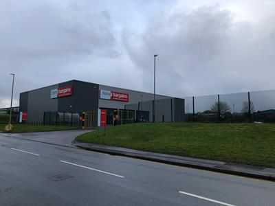Thumbnail Retail premises to let in Cross Hands Business Park, Heol Stanllydd, Llanelli, Carmarthenshire
