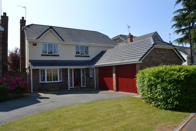 Thumbnail Property for sale in Osbourne Close, Bromborough, Wirral