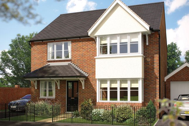 "Thumbnail Detached house for sale in ""The Canterbury"" at Barnton Way, Sandbach"