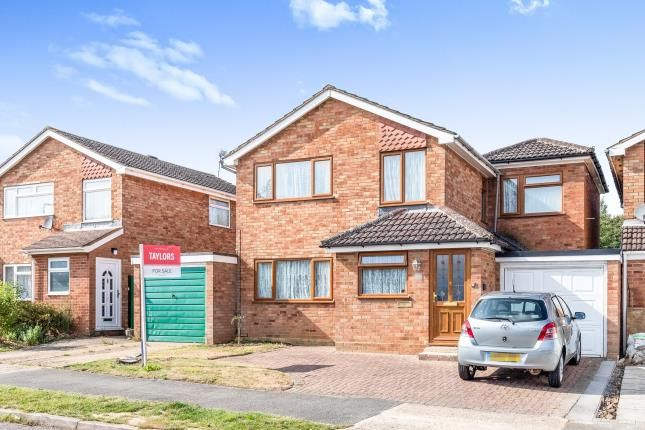 Thumbnail Link-detached house for sale in Sutherland Grove, Bletchley, Milton Keynes, Buckinghamshire