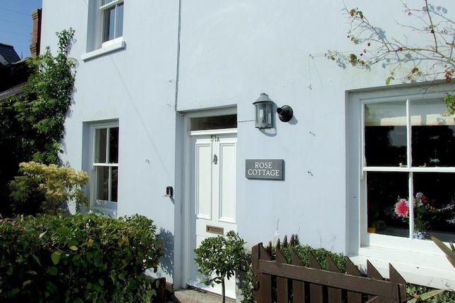 Thumbnail Cottage for sale in Lostwithiel Street, Fowey