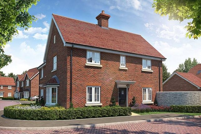 "Thumbnail Detached house for sale in ""The Hurwick - Detached"" at Gravel Lane, Drayton, Abingdon"
