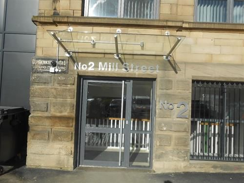 Thumbnail Flat to rent in Mill Street, Bradford