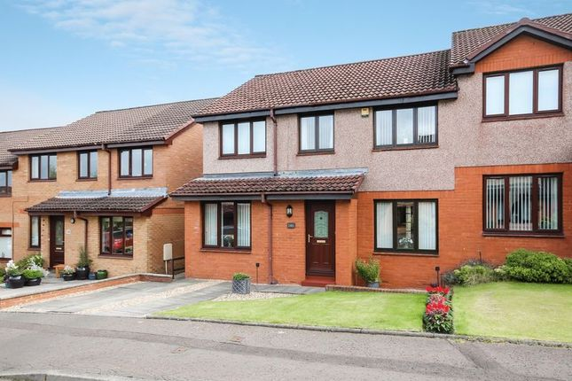 Thumbnail Semi-detached house for sale in Bailielands, Linlithgow
