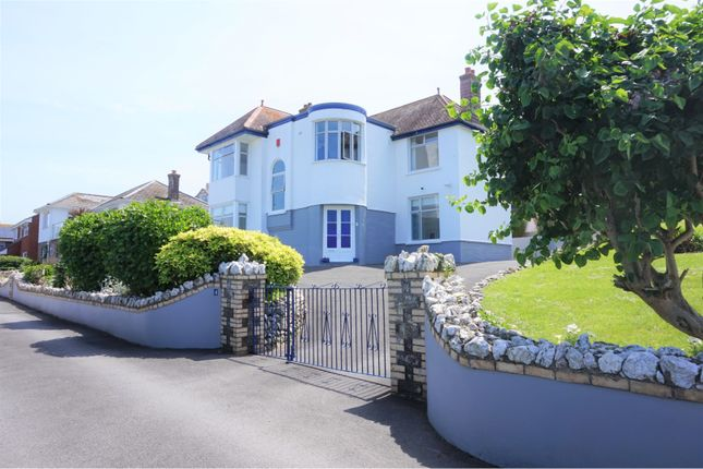 Thumbnail Detached house for sale in Portland Park, Ilfracombe