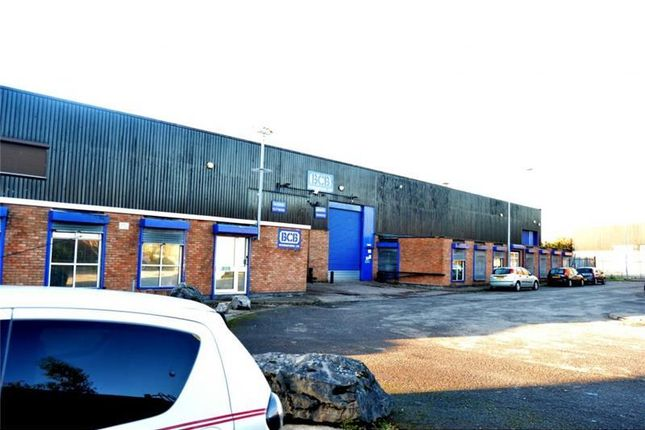 Thumbnail Industrial to let in Unit 7-8, Clydesmuir Industrial Estate, Clydesmuir Road, Caerdydd, Cardiff