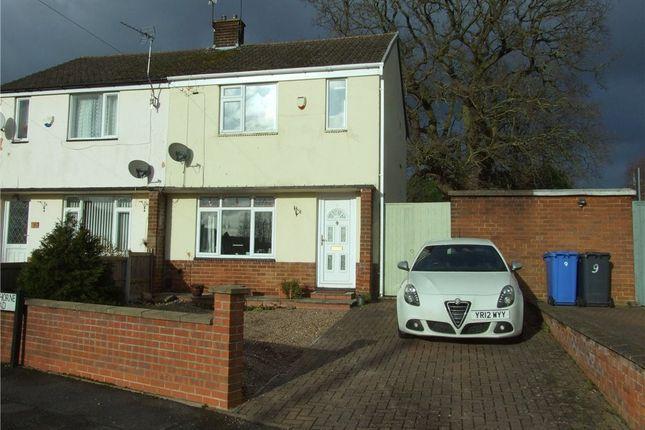 Front Elevation of Hartshorne Road, Littleover, Derby DE23
