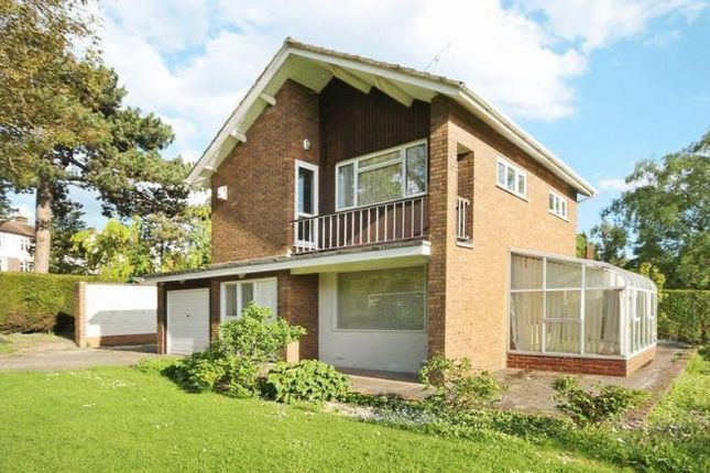 Thumbnail Detached house to rent in Aylestone Hill, Hereford