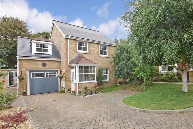 Thumbnail Detached house for sale in Fairfield Park, Totland Bay, Isle Of Wight