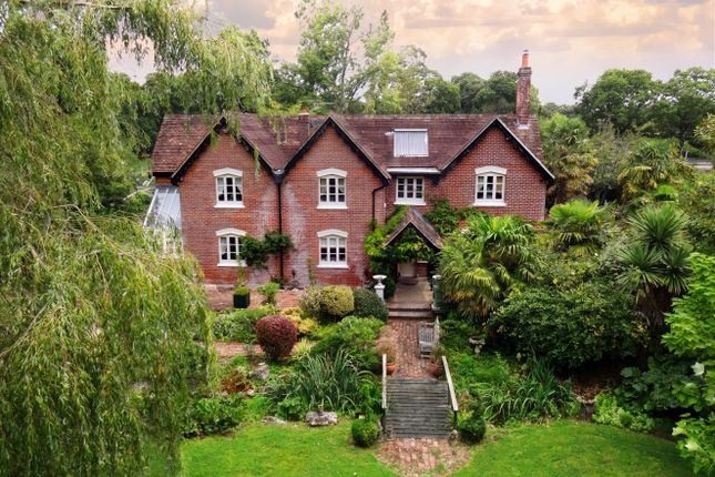 Thumbnail Detached house for sale in South Drive, Ossemsley, New Forest