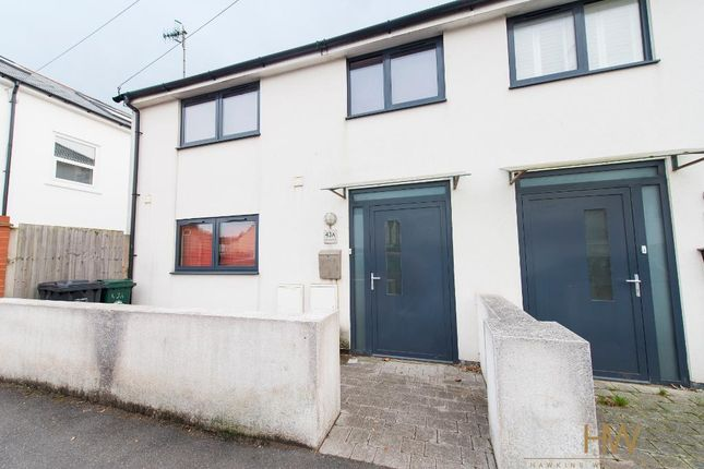 Thumbnail Semi-detached house for sale in Franklin Road, Portslade