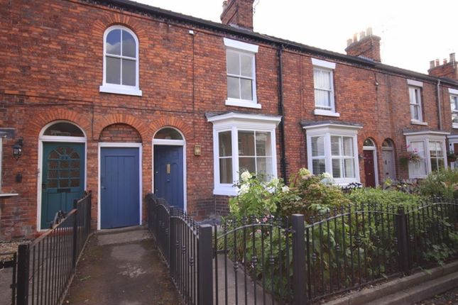 Thumbnail Terraced house to rent in South Crofts, Nantwich
