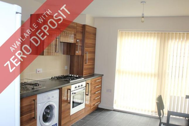 Thumbnail Property to rent in Guide Post Road, Grove Village, Manchester