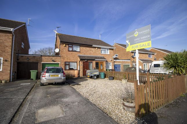 Thumbnail Semi-detached house for sale in Dimore Close, Hardwicke, Gloucester