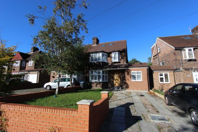 Thumbnail Detached house for sale in Slough Lane, Kingsbury