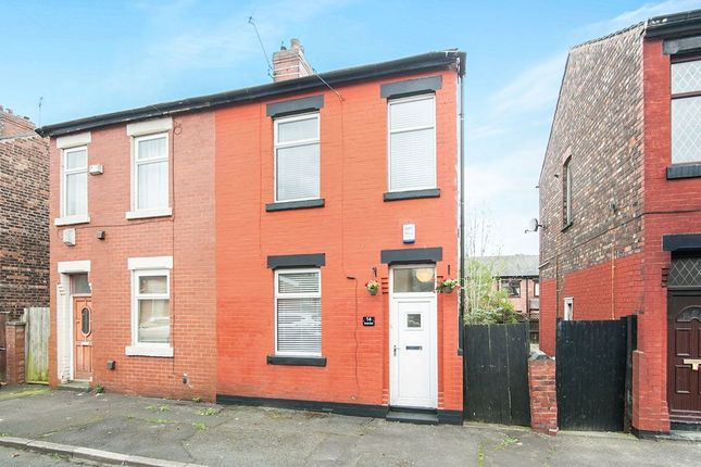 Thumbnail Semi-detached house for sale in Dresden Street, Manchester