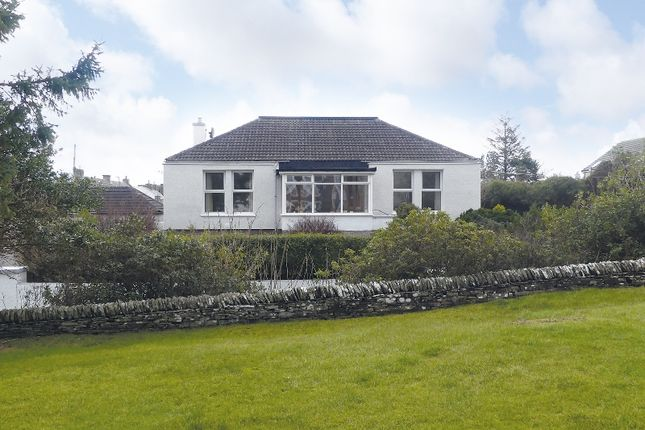 Thumbnail Detached bungalow for sale in Crescent Street, Halkirk