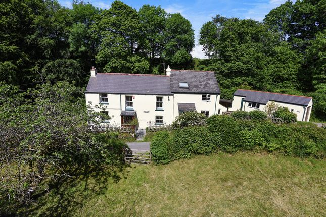 Thumbnail Equestrian property for sale in Hoo Meavy, Yelverton