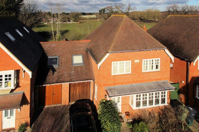 Thumbnail Detached house for sale in Walnut Tree Place, Send, Woking