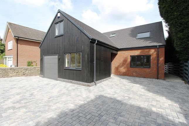 Thumbnail Detached house for sale in The Dell, Chesterfield
