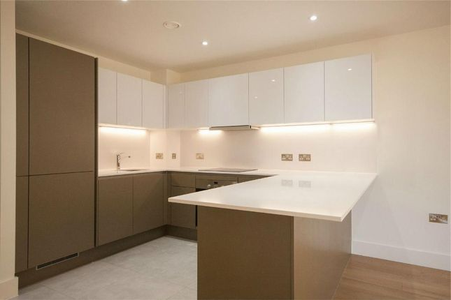 Thumbnail 1 bed flat for sale in Pienna (Alto), North West Village, Engineers Way, Wembley, London