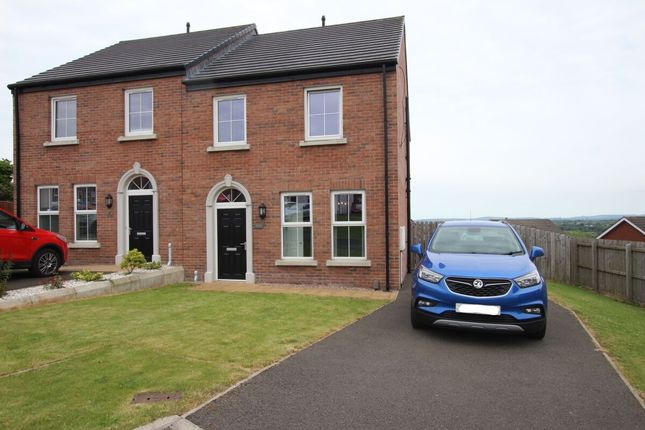 3 bed semi-detached house for sale in Wells Gate, Newtownabbey BT36