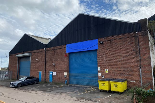 Industrial to let in Unit 18C Parkrose Industrial Estate, Unit 18C, Parkrose Industrial Estate, Smethwick