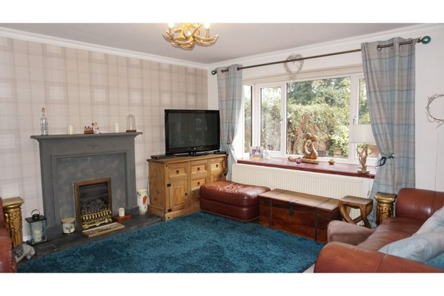 Living Room of School Croft, Brotherton, Knottingley WF11