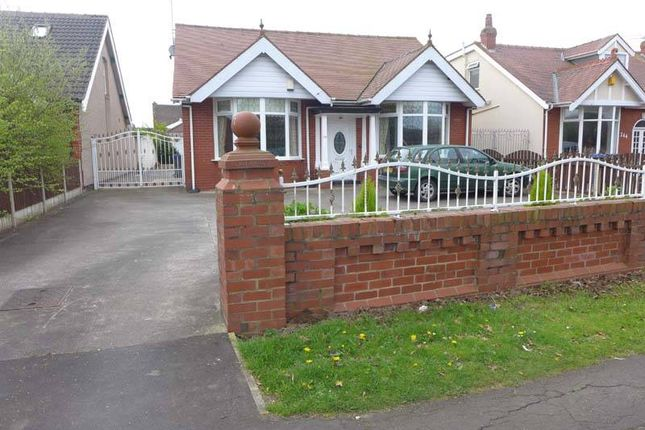 Thumbnail Detached bungalow for sale in Preston New Road, Blackpool