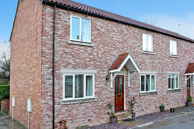 Thumbnail Semi-detached house to rent in Main Street, Bishop Monkton, Harrogate
