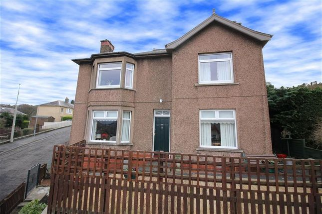Thumbnail Flat for sale in Leaburn Drive, Hawick, Hawick