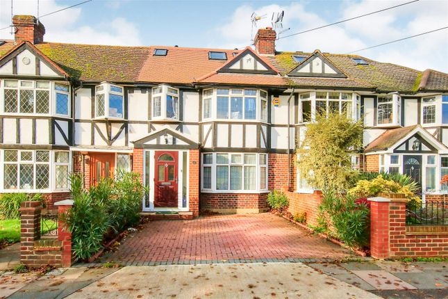 Thumbnail 4 bed terraced house to rent in Latchmere Lane, Kingston Upon Thames