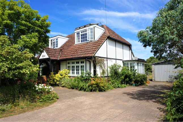 Thumbnail Detached house for sale in Manor Road, Send Marsh, Ripley, Woking