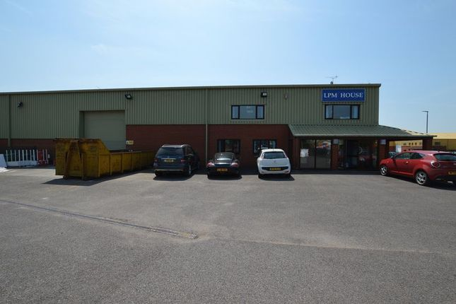 Thumbnail Commercial property for sale in Valley Line Industrial Park, Wedmore Road, Cheddar
