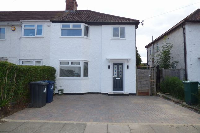 Thumbnail Semi-detached house to rent in Highfield Road, Acton