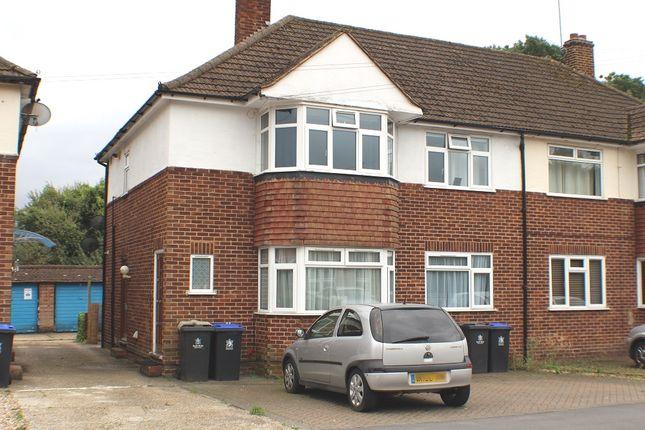 Thumbnail Maisonette to rent in New Town Road, Denham