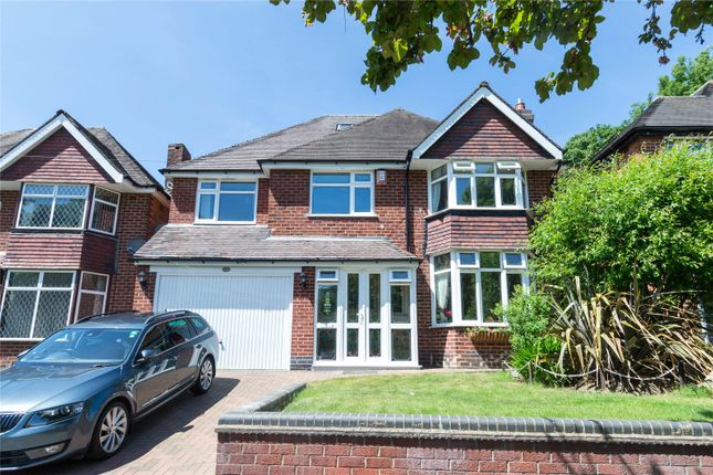Thumbnail Detached house for sale in Moor Green Lane, Moseley, Birmingham