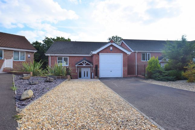 Thumbnail Detached house for sale in Heol Corswigen, Pencoedtre Village, Barry