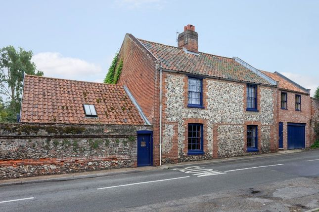 Thumbnail Detached house for sale in Mansfield Lane, Norwich